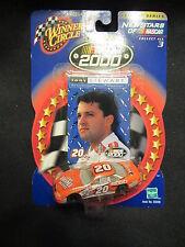 Winners Circle  Tony Stewart  #20 Grand Prix  w/ Tony Card 1:64  NOC (9/215D15)