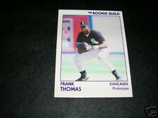 1991 Star Co. Rookie Guild FRANK THOMAS Prototype - Chicago White Sox HOF