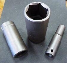 """ALLEN 35067 15/16"""" Opening Deep Impact Socket, 1/2"""" Drive, 6-pt  Brand New USA"""