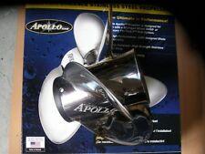 Hélice inox APOLLO 13 X 21 haute performance