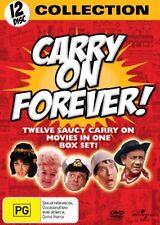 Carry On Forever (DVD, 2006, 12-Disc Set) Movie Box Set EUC