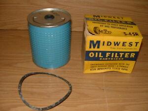 51 52 53 54 55 56 57 58 59 60 61 Studebaker New Canister Oil Filter Element