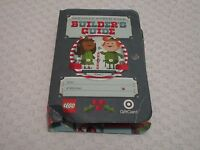 Lego North Pole Builder's Guide Target Expired Gift Card Dog Snowman Polar Bear