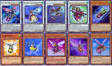 Yugioh Battlewasp Insect Deck - Hama the Conquering Bow Aztekipede
