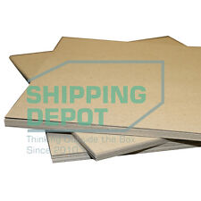"500 Pack of 8.5x11 Chipboard Pads THICK 30PT .030 Scrapbook Sheets 8.5""x11"""