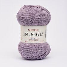2 X 50g Balls Sirdar Snuggly Replay DK Cotton Acrylic Knitting/ Crochet Yarn