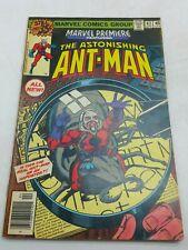 Marvel Comic Marvel Premiere Vol 1 No 47 1979 N1c18