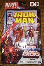Marvel Universe Silver Centurion Mandarin Iron Greatest Battles Comic Packs #225