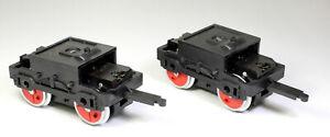 Spur G LGB  Zwei motorisierte Fahrgestelle Drehgestelle Antriebe