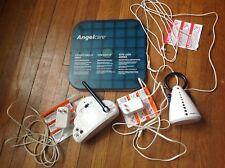 AngelCare AC201 Parents Unit Sound & Movement Monitor & Sensor Pad w/ AC Cord