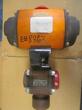 WORCESTER CONTROLS ACTUATOR W. VALVE 20 1/2T4446TSE V1 R8 NEW