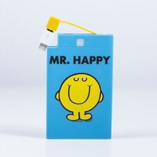 Mr Men Mr Happy Powerbank 2500mAh - OFFICIALLY LICENSED
