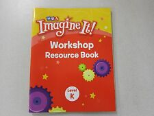 SRA Imagine It! Workshop Resource Book, Level Kindergarten 007610401X
