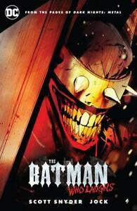 Batman Who Laughs TP DC Comics 2021