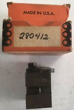 Lyman 280412 Single Cavity Bullet Mold Lead Bullet Casting Mould