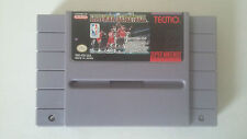 TECMO SUPER NBA BASKETBALL - SUPER NINTENDO - JEU SUPER NINTENDO SNES US