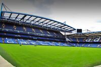 Stamford Bridge West Stand Chelsea Football Club photograph picture poster print