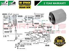 FOR TOYOTA AVENSIS 03-08 REAR UPPER TOP CURVED CONTROL WISHBONE ARM BUSH BUSHING