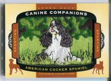 2017 Ud Goodwin Champions Canine Companions Patch Cc2 American Cocker Spaniel