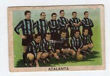 figurina - CALCIATORI SIDAM 1960/61 - 1 ATALANTA SQUADRA