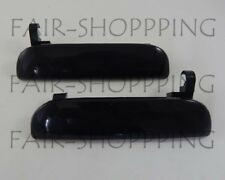 Pair Outer Front Door Handle for 98 - 06 Ford Courier Mazda Bravo B2600 Pickup