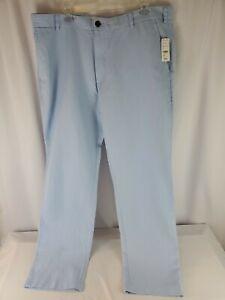 Brooks Brothers Men's Clark Fit Flat Front Linen & Cotton - 40X32 - Free Ship