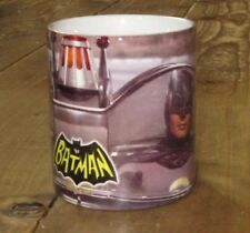 Batman and Robin in Batmobile 1960s Show New Colour MUG