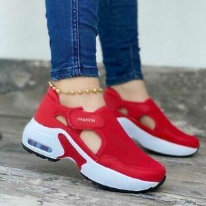Women Sneakers Platform Flats Ladies Shoes Casual Shoes Walking Sneakers