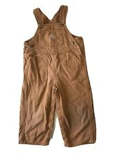 Carhartt Coveralls Overalls Infant Size 24 Months