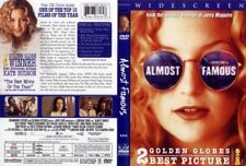 ALMOST FAMOUS Golden Globe Best Picture - NEW DVD FREE POST mmoetwil@hotmail.com