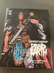 Wonder Woman: Dead Earth by Daniel Johnson (2020, Hardcover)