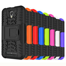 Heavy Duty Tough Strong Case Cover For Optus ZTE ZIP / Telstra 4GX Smart