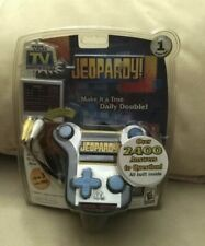 o256o JEOPARDY!! PLUG'N PLAY TV GAME Educational FUN! Jakks Brand New Sealed