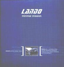 Lando - Minimal Mission Doppel LP  Neuware
