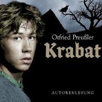 "OTFRIED PREUßLER ""KRABAT LESUNG ZUM KINOFILM"" 3 CD NEU"