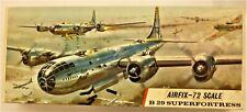 Airfix 1/72 B-29 Superfortress Vintage Aircraft Model Kit # 781
