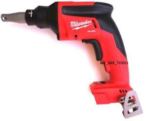 Milwaukee Fuel 2866-20 Drywall Screwgun Drill M18 Brushless Cordless 18 Volt