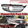 Grille de calandre diamant pour W205 de Mercedes Benz classe C C250 C300 C400