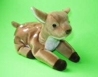 Whisper The Fawn Ty Beanie Baby Deer MWMT 5th 6th Fareham April 5 1997 #4013