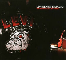 LEVI DEXTER and Magic - The Kings Of Cat Street CD - NEW Japanese Rockabilly