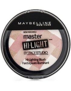 Maybelline Face Studio Master Highlight Blush #252 Illuminata