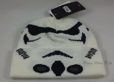 New Star Wars Stormtrooper Mask Knit Watchman Beanie Hat Ski Cap Storm Trooper