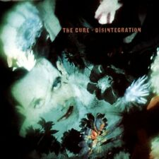 THE CURE Disintegration - 3CD (Jewel Case) (2020 Reissue)