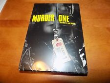 MURDER ONE THE COMPLETE FIRST SEASON TV Crime Series 6 Disc DVD SET SEALED NEW