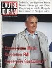 L'autre Journal N°16 Septembre 1991: Philippe garel L'eau Mongolie Mafia rus