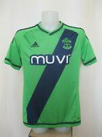 FC Southampton 2015/2016 Away Size L Adidas football soccer shirt jersey maillot