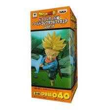 Banpresto Dragon Ball Z World Collectible Volume 7 SS Future Trunks Figure NEW
