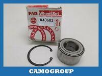 Set Bearing Wheel Bearing FAG HONDA Civic 5 6 Logo 713617030
