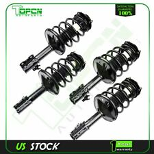 For 1992 1993 1994 Toyota Camry 4pcs Quick Complete Struts Shocks & Coil Springs