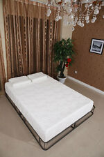 10 Inch Full Size Cool Medium-Firm Memory Foam Mattress With 2 Free GEL Pillows